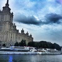 Photo taken at Теплоход «Артурс» by Saltykov V. on 5/29/2014