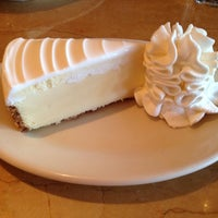 Photo taken at The Cheesecake Factory by Michael E. on 6/15/2013