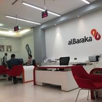 Photo taken at Albaraka Bank @Ramli Mall by Sayed Maitham A. on 4/16/2017