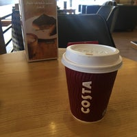 Photo taken at Costa Coffee by Sayed Maitham A. on 1/24/2017