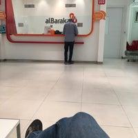 Photo taken at Albaraka Bank @Ramli Mall by Sayed Maitham A. on 4/19/2017