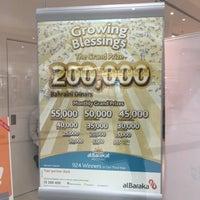 Photo taken at Albaraka Bank @Ramli Mall by Sayed Maitham A. on 11/8/2016