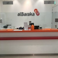 Photo taken at Albaraka Bank @Ramli Mall by Sayed Maitham A. on 4/10/2017