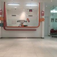 Photo taken at Albaraka Bank @Ramli Mall by Sayed Maitham A. on 12/5/2016