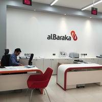 Photo taken at Albaraka Bank @Ramli Mall by Sayed Maitham A. on 8/27/2016