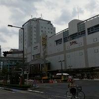 Photo taken at Yamagata Station by ぼぶ on 10/26/2013