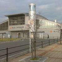 Photo taken at Toyokawa Station by ぼ ぶ. on 12/7/2012