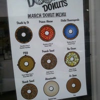 Photo taken at Uncle Dood's Donuts by Ben on 3/2/2013