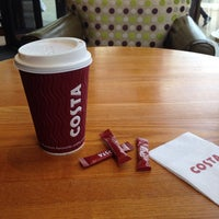 Photo taken at Costa Coffee by Deleted on 2/26/2016