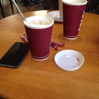 Photo taken at Costa Coffee by Deleted on 3/4/2016