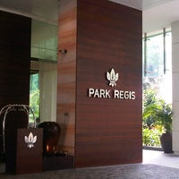 Photo taken at Park Regis Hotel by Ina C. on 3/10/2013