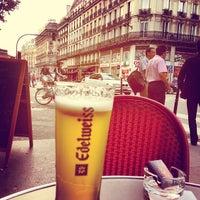 8/29/2013 tarihinde Shawn B.ziyaretçi tarafından Indiana Café – Sébastopol'de çekilen fotoğraf
