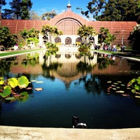 Photo prise au Balboa Park par Shawn B. le11/7/2012