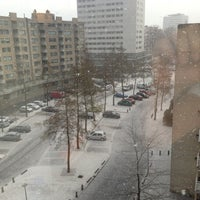 Photo taken at Hotel NH Amsterdam Zuid by hakan on 3/13/2013