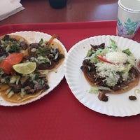 Photo taken at Tacos El Grullense #1 by Christian F. on 8/30/2016