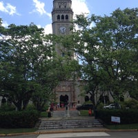 Photo taken at Universidad de Puerto Rico by Carmen B. on 4/16/2013