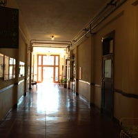 Photo taken at Old Jerome High School by Allan M. on 8/8/2013