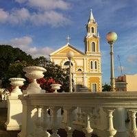 Photo taken at Igreja São Frei Pedro Gonçalves by Reynaldo B. on 12/26/2012