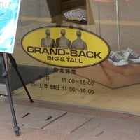 Photo taken at Grand Back / グランバック 広島店 by Mark N. on 6/26/2013