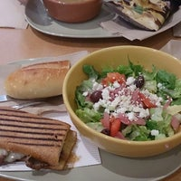 Photo taken at Panera Bread by Amethyst A. on 7/12/2017