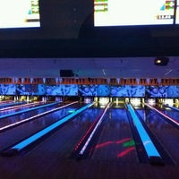 Photo taken at Admiral Robinson Bowling Center by Christopher C. on 10/9/2016