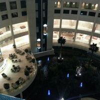 Photo taken at Radisson Blu Hotel by Jacques C. on 9/22/2012