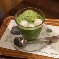 Photo taken at nana's green tea イオン熱田SC店 by Taeko Y. on 11/30/2014