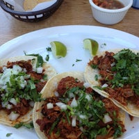 Photo taken at Taqueria Sol Azteca by Lena H. on 11/5/2012