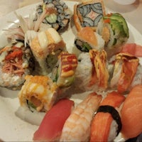 Photo taken at Hibachi Grill & Buffet by Matthew on 11/22/2013