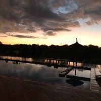 Photo taken at Villa Gatona I by Karen W. on 10/9/2017