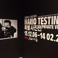 Photo taken at KNN 월석아트홀 by Kyungjoon K. on 2/14/2014