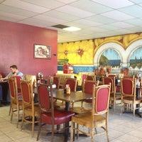 Photo taken at El Meno's by Across Arizona Tours on 2/16/2013