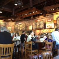 Photo taken at Paradise Bakery by Across Arizona Tours on 4/21/2013