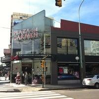 Foto tomada en Plaza del Carmen por Mariano R. el 12/7/2012