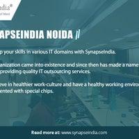 Photo taken at SynapseIndia by SynapseIndia N. on 7/10/2017