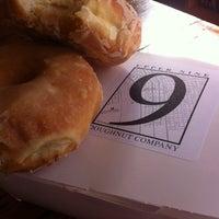 Photo taken at Upper Nine Doughnut by kelly c. on 2/21/2014