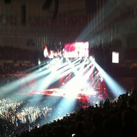 Photo taken at Cajundome & Convention Center by kelly c. on 4/5/2013