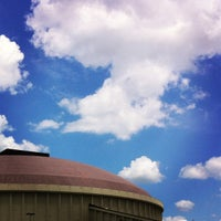 Photo taken at Cajundome & Convention Center by kelly c. on 4/29/2013