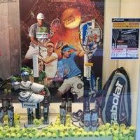 1/2/2013にFuji@ e.がウィンザーラケットショップ 渋谷店で撮った写真