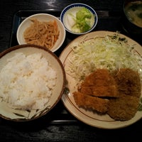 Photo taken at 味処 ふう香 by Fuji@ e. on 7/30/2013