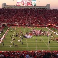 Снимок сделан в Memorial Stadium пользователем Rob K. 11/3/2013