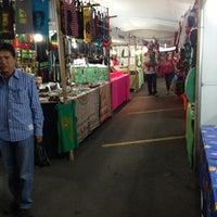 Photo taken at Feria Artesanos by Andrea C. on 7/2/2013
