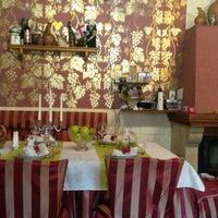 Photo taken at Pirosmani Georgian Restaurant by Igor B. on 9/25/2014