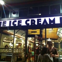 Photo taken at The Ice Cream Bar Soda Fountain by Christian A. on 10/2/2012