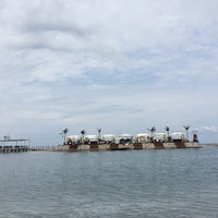 รูปภาพถ่ายที่ La Plage Port Cratos โดย Osman Y. เมื่อ 5/27/2016