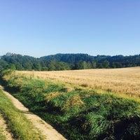 Photo taken at Soběšín by Jana P. on 8/8/2016
