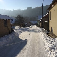 Photo taken at Soběšín by Jana P. on 1/21/2017