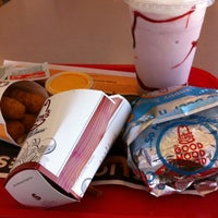 Photo taken at Arby's by Thomas L. on 4/20/2013