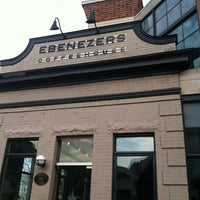 Photo taken at Ebenezers Coffeehouse by Bryant G. on 1/12/2013