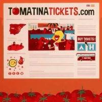 Photo taken at TOMATINA COMPANY Salida ALICANTE TomatinaTICKETS.COM by ✅i©E➿TE @. on 8/12/2014